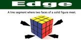 Topic 10 enVision Math Vocabulary Grade 3