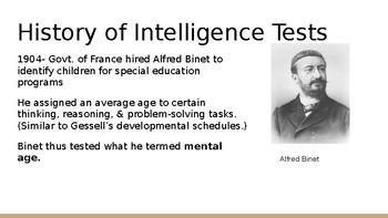 Topic 11 Testing & Individual Differences PPT