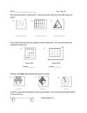 Topic 12 Fractions - Grade 3  Envision 2.0 Pearson - Lesson 12.1-12.5 - EDITABLE
