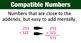 Topic 2 enVision Math Vocabulary Grade 3