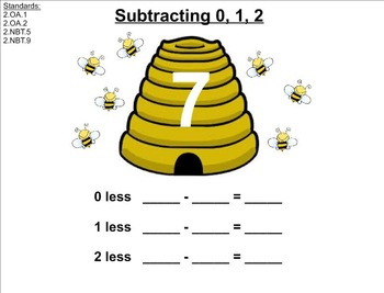 Topic 3 - Envision Math (Common Core) - 2nd Grade