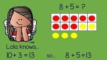 Addition to 20 Common Core Math Lesson BUNDLE