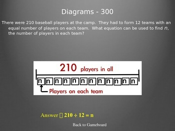 Topic 4 enVision Math Jeopardy Review