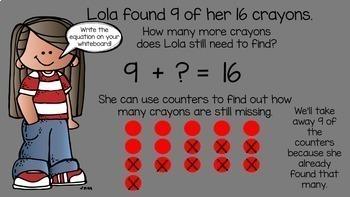 Equal Equations Common Core Math Lesson BUNDLE
