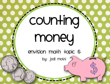 Topic 5 Money