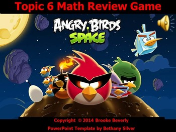 Topic 6 Envisions Math Grade 3 Review Powerpoint
