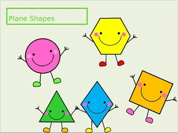 Topic 8.1 and 8.1 Plane Shapes