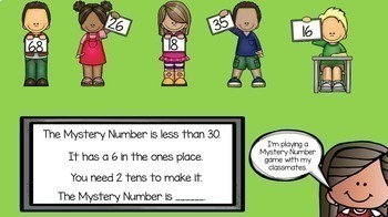 Distance Learning* Comparing Numbers Common Core Easy Lessons for Home/School