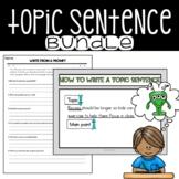 Topic Sentence Bundle