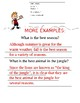 Topic Sentence Lesson