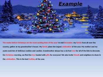 Topic Sentence and Solid Paragraph ppt Game