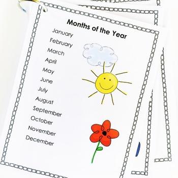 Topic Word Lists (Australian Spelling)