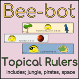 Topical Bee-Bot Rulers