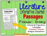 (Topical Passages: Irony) Literature Passages for Interact