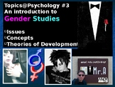 Topics@Psychology 3. An Introduction to Gender Studies