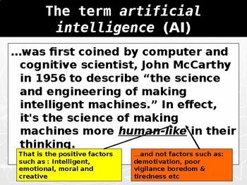 Topics@Psychology#6: Psychology and Artificial Intelligence (AI)
