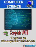 Topics in Computer Science Unit - Computer Science
