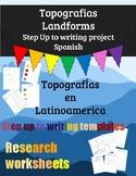 Topografias - Landforms