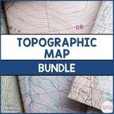 Topographic Map Bundle