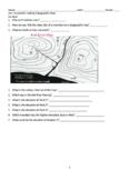 Topographic Map Practice Word Doc