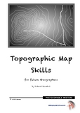Topographic Map Skills and Exercises