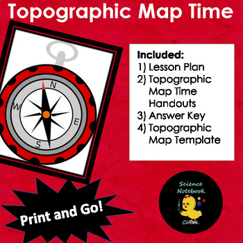 Topographic Map Time