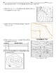 Topographic Maps Activity and Worksheet