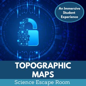 Topographic Maps Escape Room