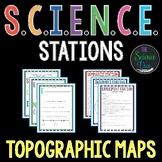 Topographic Maps - S.C.I.E.N.C.E. Stations