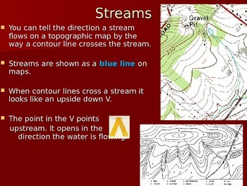 Topographic Maps - Survey Maps