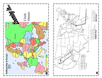 Topographical Features for Interactive Journal