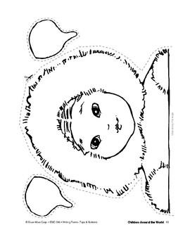 Tops & Bottoms: An Inuit Girl