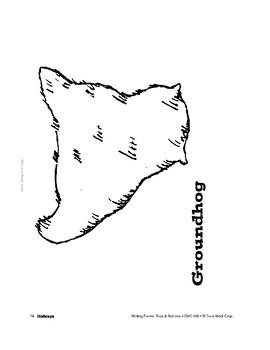 Tops & Bottoms: Groundhog