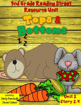 Tops And Bottoms Writing Teaching Resources Teachers Pay Teachers
