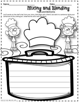 Tops & Bottoms Readng Street 3rd Grade Resource Pack CCSS