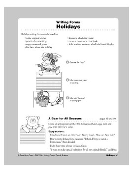 Tops & Bottoms: Santa