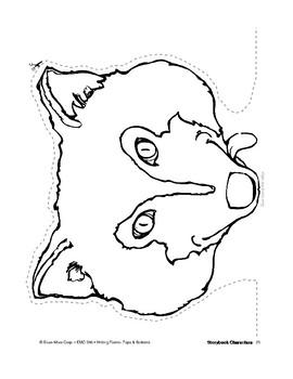 Tops & Bottoms: Wolf