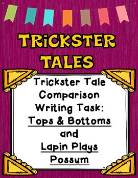 Tops & Bottoms and Lapin Plays Possum Trickster Tale Comparison Essay