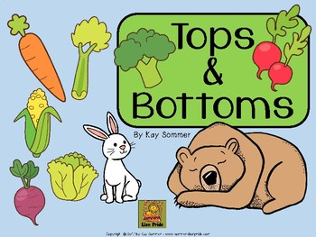 Tops And Bottoms Sequence Teaching Resources Teachers Pay Teachers