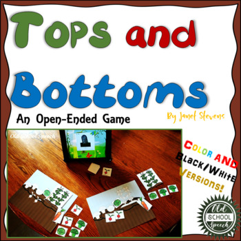 Tops and Bottoms: An Open-Ended Game