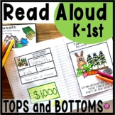 Read Aloud Book Activities and Lesson Plans for Tops and Bottoms