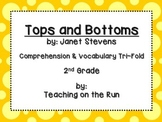 Tops and Bottoms Comprehension and Vocabulary Trifold