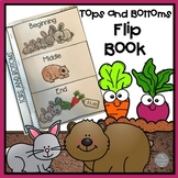 Tops and Bottoms Flip Book