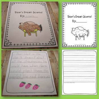Tops and Bottoms Literacy Unit