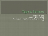 Tops and Bottoms PPT Journeys Lesson 12