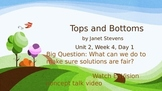 Tops and Bottoms PowerPoint Reading Street 3.2.4