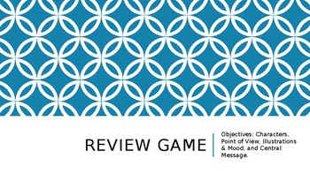 Tops and Bottoms Review Game