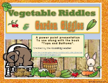 Tops and Bottoms Slide Show of Riddles