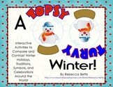 Winter Traditions - Compare and Contrast Mini Units