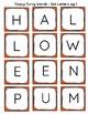 Topsy-Turvy Words: October